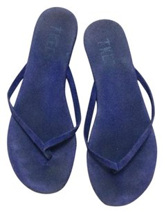 TKEES Blue Sandals