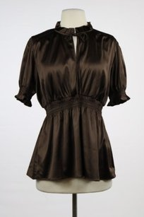 To the Max Womens Top Brown