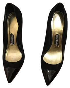 Tom Ford Black Pumps