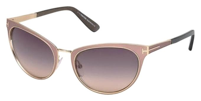 Tom Ford New Nina Women's Designer Ft0373 74b Made In ...