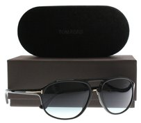 Tom Ford Tom Ford Men Black Jacob Sunglasses