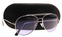 Tom Ford Tom Ford Unisex Gold Sunglasses