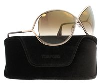 Tom Ford Tom Ford Women Havana Sunglasses