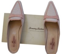 Tommy Bahama Pastel pale pink Mules