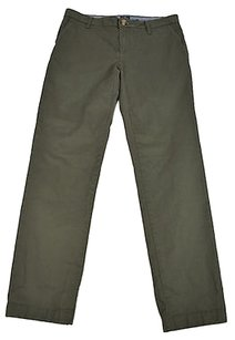 Tommy Hilfiger 63 00 Olive Capri/Cropped Pants Green