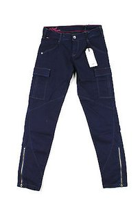 Tommy Hilfiger Womens Cargo Jeans