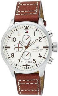 Tommy Hilfiger Tommy Hilfiger Leather Mens Watch 1790684