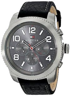 Tommy Hilfiger Tommy Hilfiger Leather Mens Watch 1791110