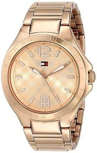 Tommy Hilfiger Tommy Hilfiger Rose Gold-tone Ladies Watch 1781384