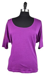Tommy Hilfiger 40 59 Weekend Max Mara Top Purple