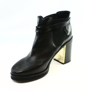 Topshop Fashion - Ankle Leather Boots
