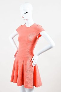 Torn by Ronny Kobo short dress Pink Coral on Tradesy