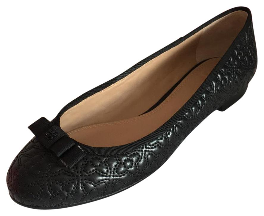 Tory Burch black Flats ...