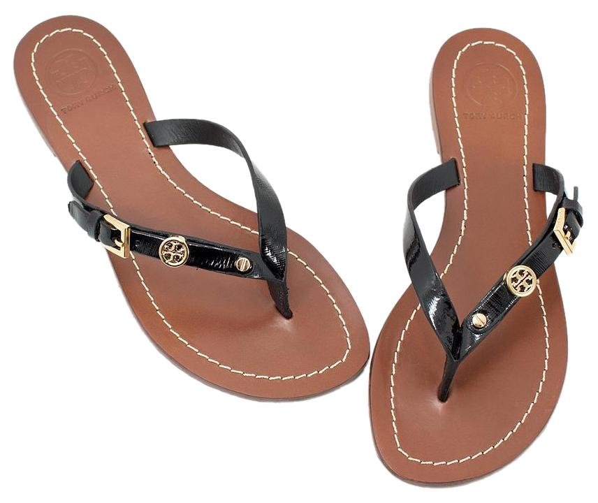 f52dd2ade8c28f canada tory burch marguerite flat sandals 5911b f1cef  uk tory burch  11158678 black sandals 24e32 1886e