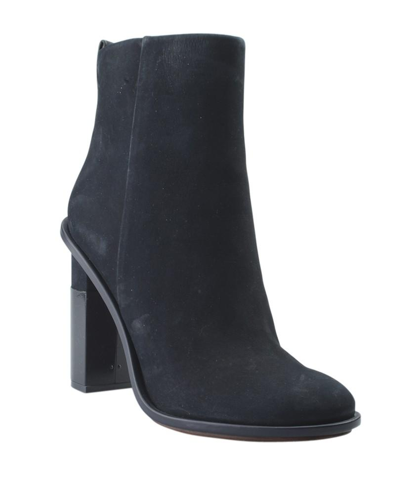 Tory Burch Blue Gabrielle Suede Ankle (151843) Boots/Booties Size US 10 Regular (M, B)