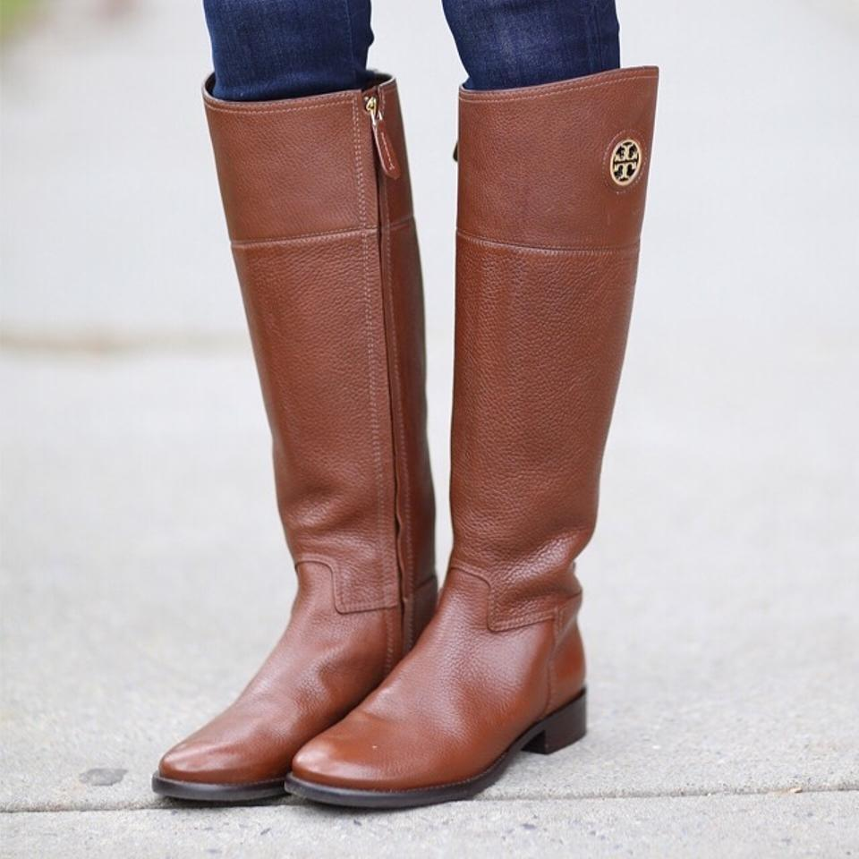 ce9276165 ... spain tory burch coconut junction riding tumbled leather boots booties  9b89c f0fbc