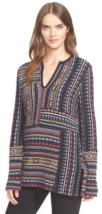 Tory Burch Fair Isle Tunic