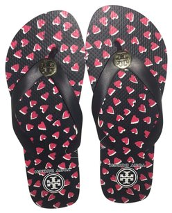 Tory Burch Heart Sandals