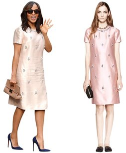 Tory Burch Kirby Silk Dress
