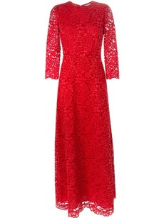Tory Burch Lace Maxi Dress