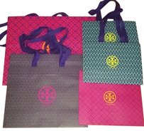 Tory Burch Lot of Tory Burch Shopping Tote Gift bags