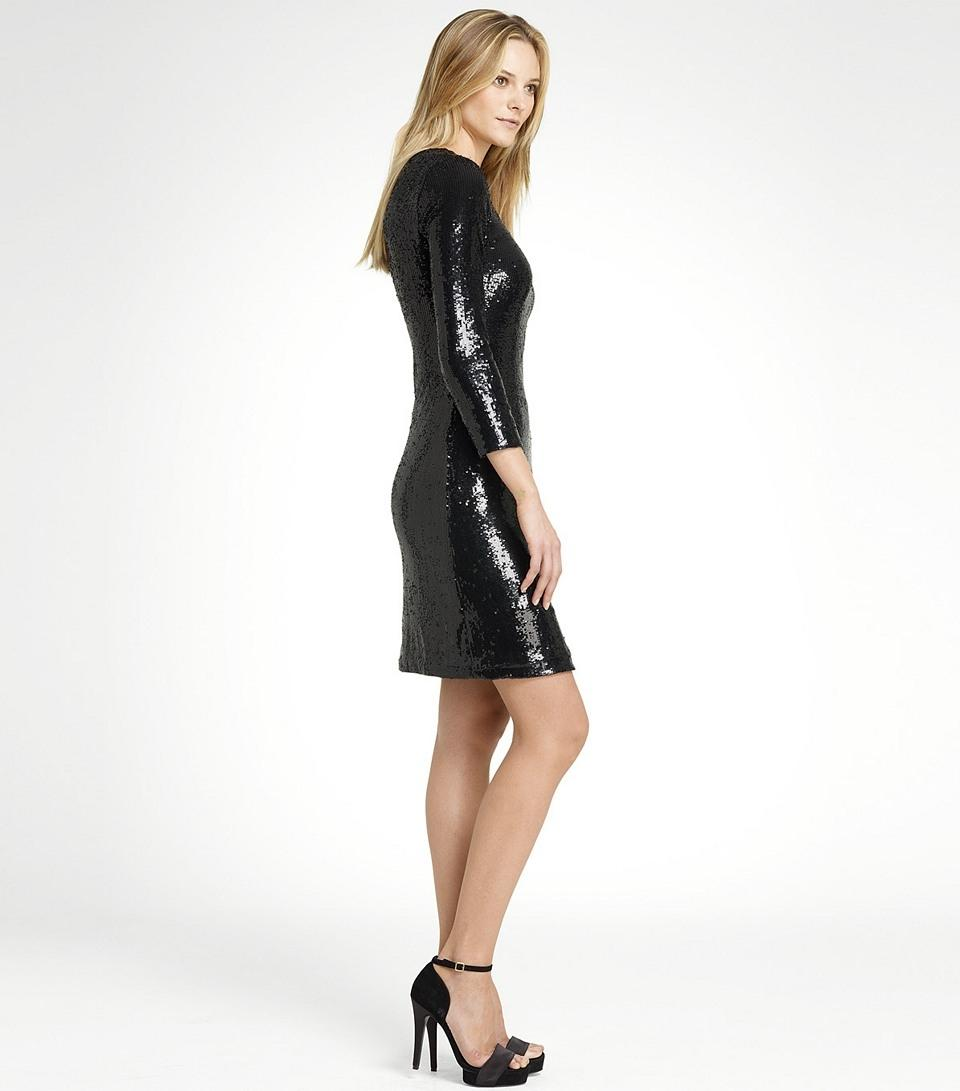 Tory Burch Sequin Dress - Cocktail Dresses 2016