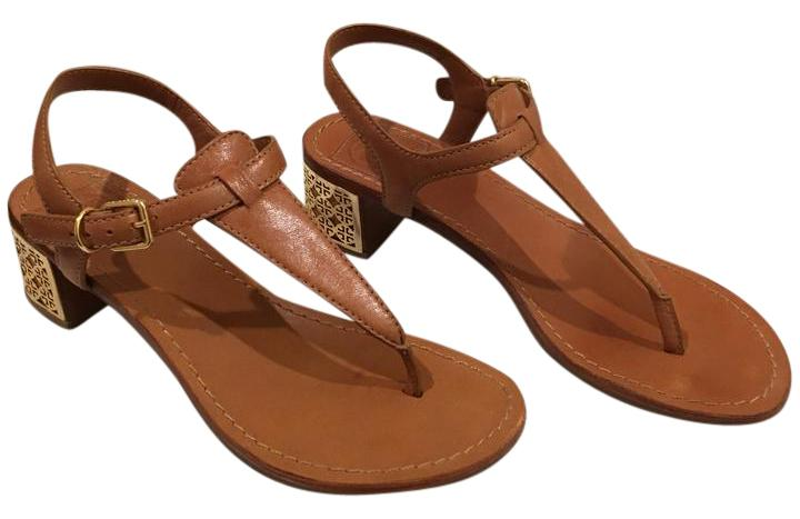 Tory Burch Tan/Gold Sandals Size Size Size US 7 f06aff