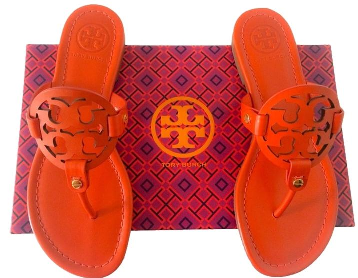 tory burch tiger lilly lilly tiger miller sandales taille nous réguliers (m, b) 7,5 7bd5eb