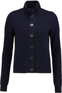 Tory Burch Virta Ribbed Cardigan