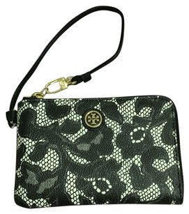 Tory Burch Wristlet in White