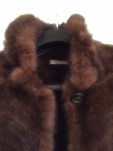 Trilogy Knitted Mink/Fur Jacket