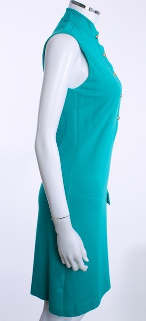 Trina Turk short dress AQUA on Tradesy