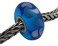 Trollbeads Trollbeads Ooak Murano Glass Colorful Circles Bead Charm 243