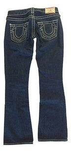 True Religion Bobby Big T Boot Cut Jeans