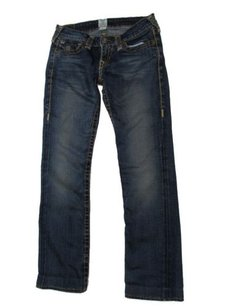 True Religion 27 Billy Super Boot Cut Jeans