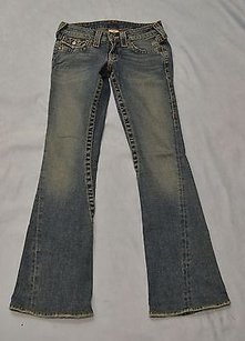 True Religion 100 Joey Flare Leg Jeans