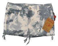 True Religion Mandy Mini Mini Skirt