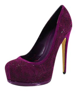 Truth or Dare by Madonna Good Womens purple Pumps