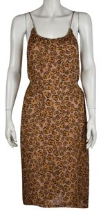 Tucker Womens Animal Dress