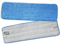 Turkey Creek Essentials Turkey Creek Essentials 2 Microfiber Mop Pads - Washable Commercial Quality - Replacement Refills for Velcro Style Flat Mops