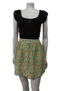 Twelfth St. by Cynthia Vincent Street Skirt Multi-Color