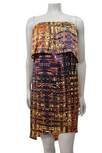 Twelfth St. by Cynthia Vincent short dress Multi-Color Street on Tradesy