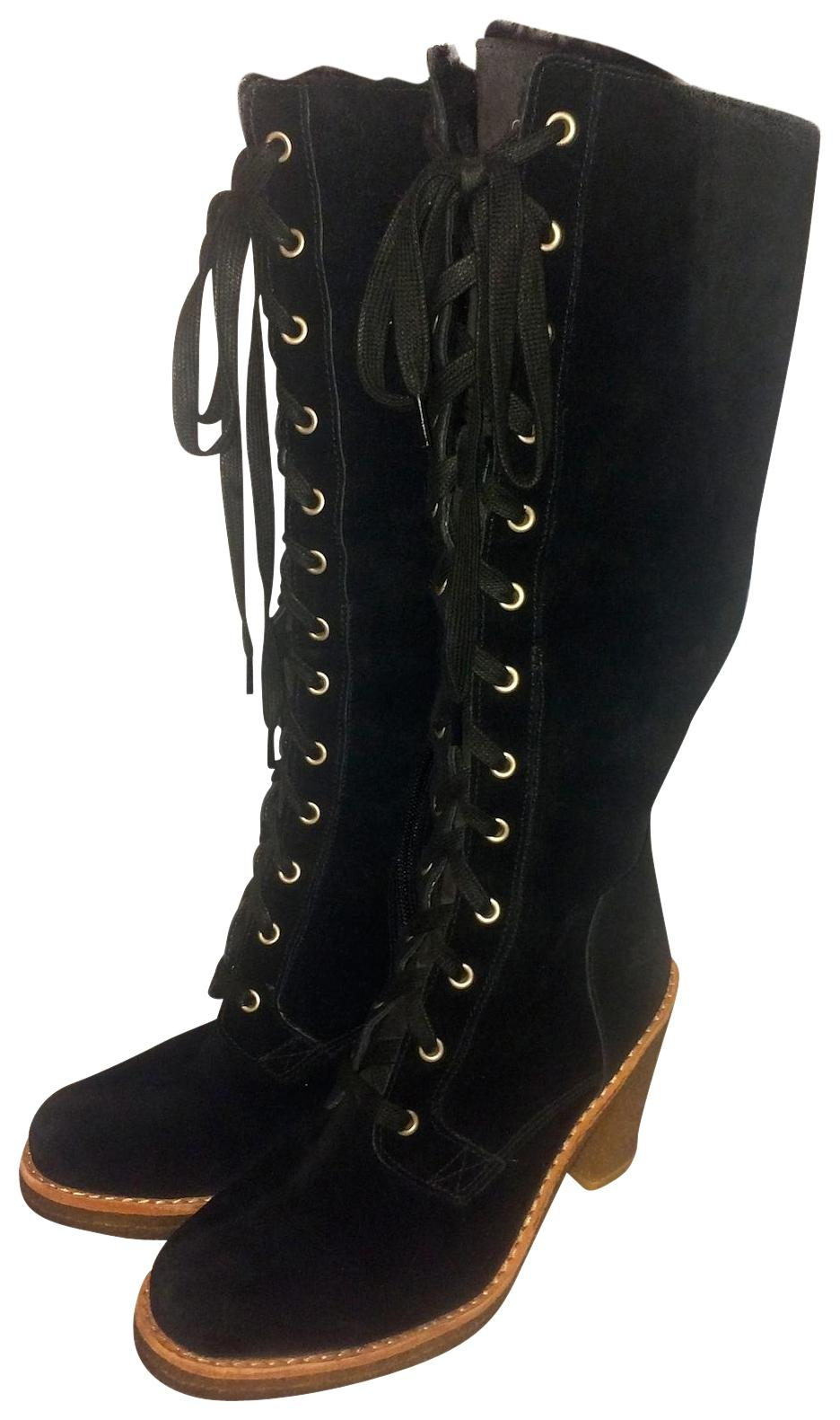 66d2f1536e7 release date ugg tall lace up boots ddf88 8b562