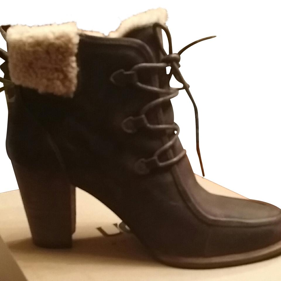 ugg australia analise brown boots on sale 42 boots