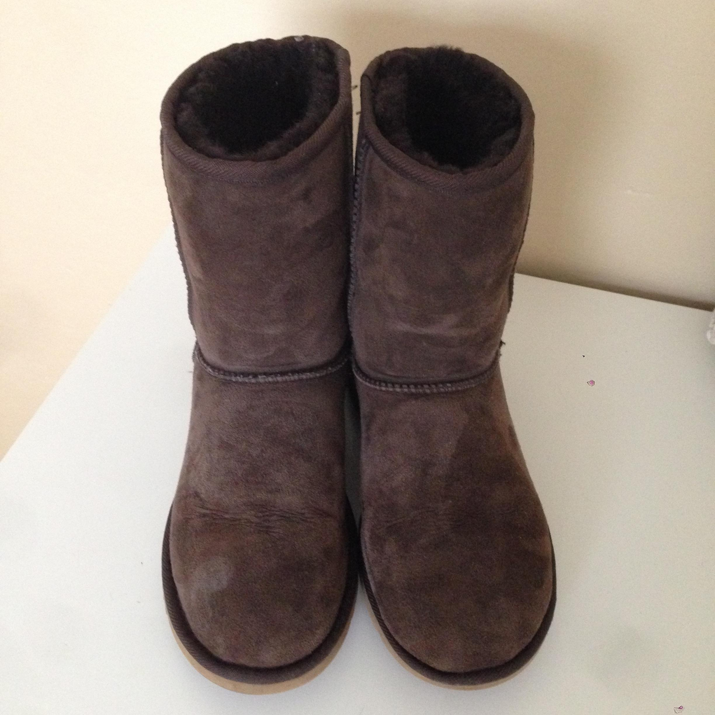 Cheapest Dark Brown Ugg Boots F593f Cb3ff