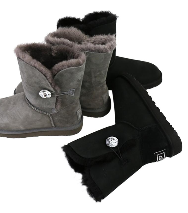 UGG Australia Uggs Midcalf Bling Diamond Winter Fall grey Boots