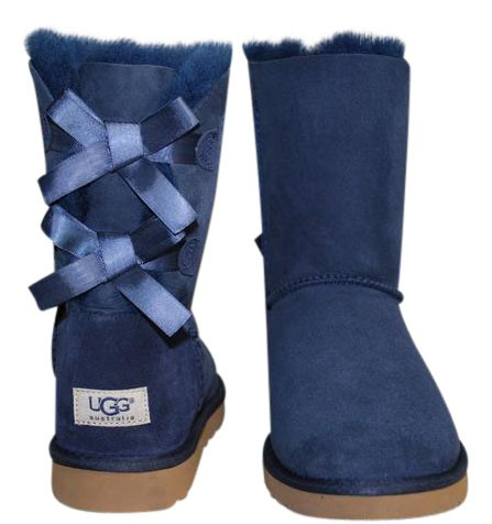 ugg boots bailey bow short
