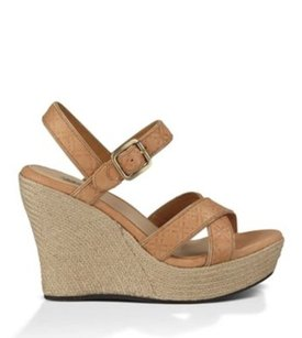 UGG Australia Womens Jackilyn Putty Sandals
