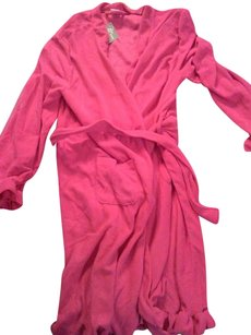 ALBERTO GUARDIANI Womans Bathrobe by Ulta L/XL Pink