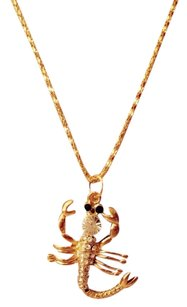 Other Scorpion Zodiac Necklace